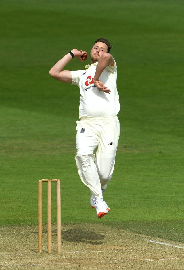 Ollie Robinson has taken 137 wickets in the County Championship for Sussex during the last two seasons