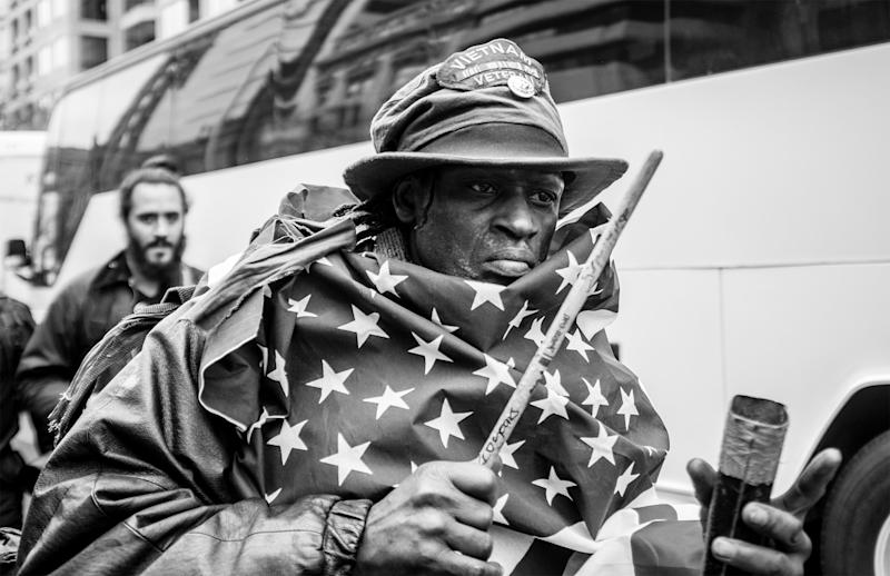 How One War Veteran Uses Photography to Manage his PTSD