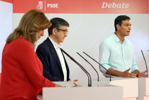 Spain's deeply divided Socialists pick new leader
