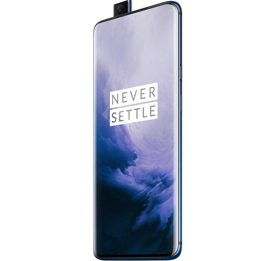 The OnePlus 7 Pro is an affordable powerhouse of a smartphone with a few neat tricks up its sleeve. (Image: OnePlus)
