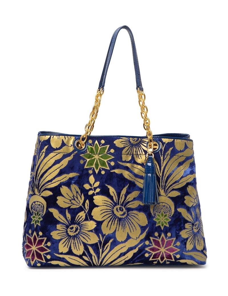 Tory Burch Cosmic Floral Tote