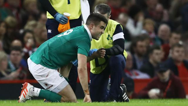 Conor Murray's shoulder injury means that Kieran Marmion will make just his second Test start in Saturday's Six Nations clash with England