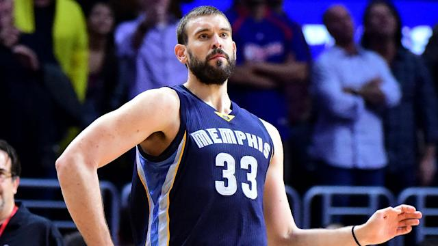 Spanish centre Marc Gasol has questioned his future with the Memphis Grizzlies if the NBA franchise does not improve.