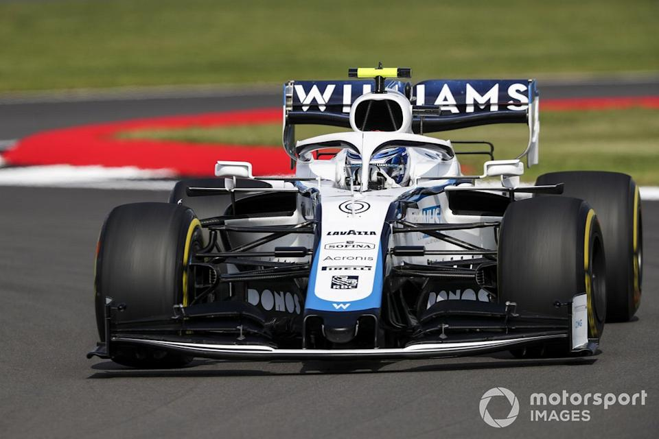 "P18 Nicholas Latifi, Williams FW43<span class=""copyright"">Steven Tee / Motorsport Images</span>"