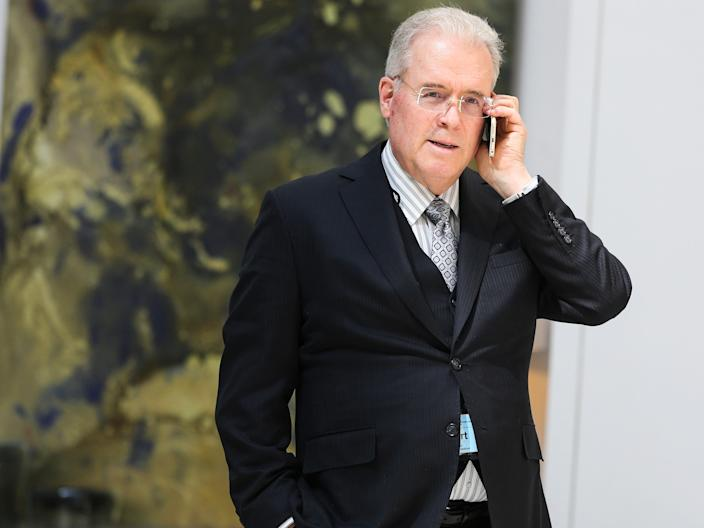 Billionaire Robert Mercer has donated millions to right-wing causes.