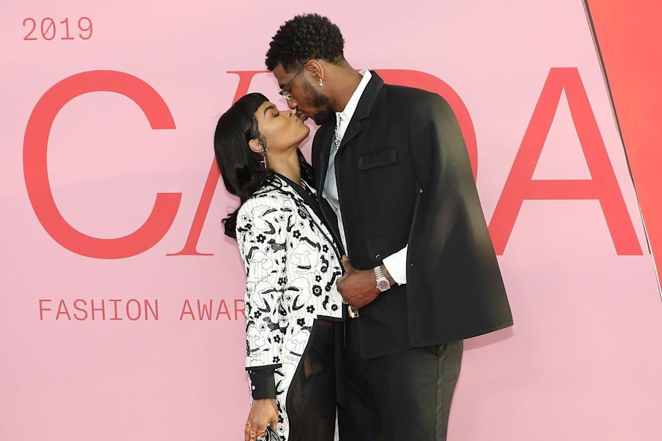 Iman Shumpert's Quotes About Teyana Taylor