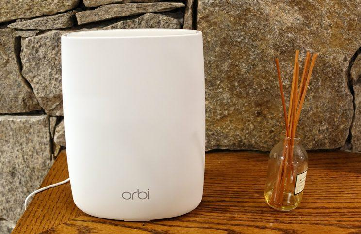 The Orbi kit comes with two of these towers.