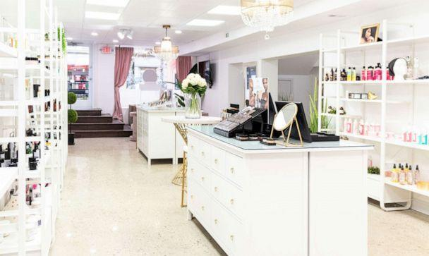 The Brown Beauty Co-Op is a Washington DC-based retail space primarily catering to 'brown girl approved' products and DIY-style services. (Courtesy of The Brown Beauty Co-Op)