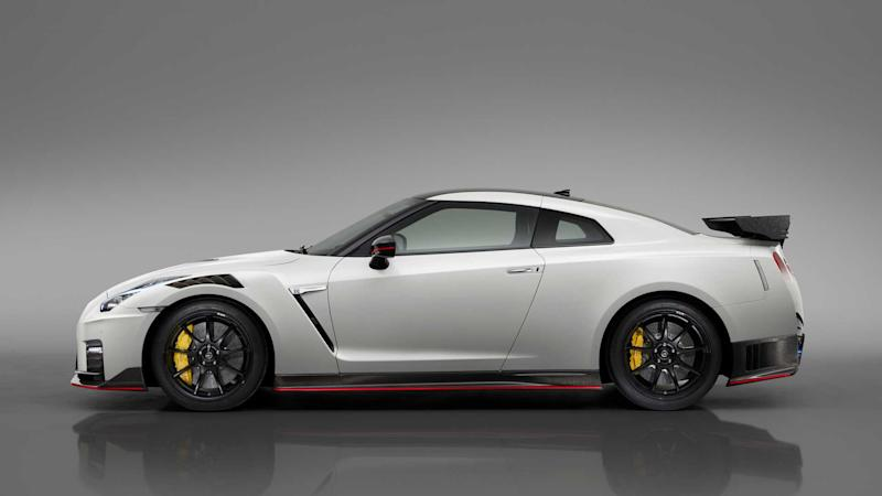 2020 Nissan Gt R Available To Order From Just Under 84 000