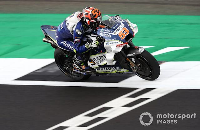 "Tito Rabat, Avintia Racing <span class=""copyright"">Gold and Goose / LAT Images</span>"