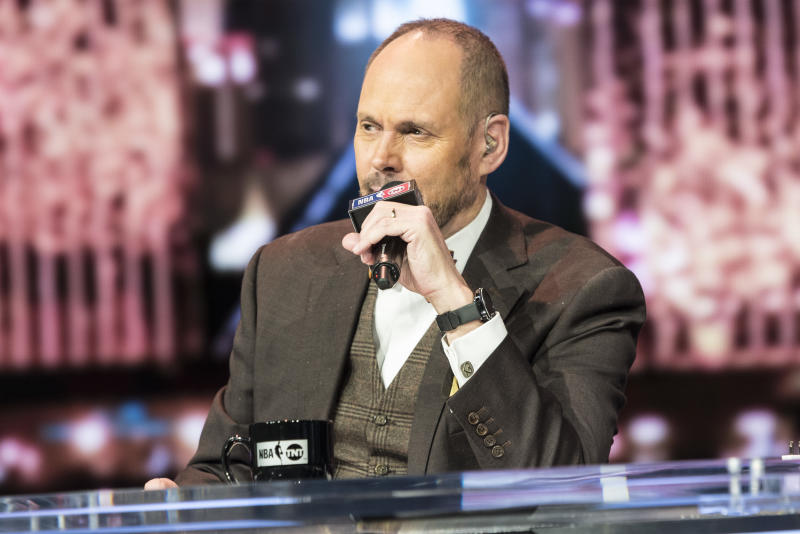 Ernie Johnson shared his reasoning for missing out on The Match in a heartfelt video on Sunday afternoon.