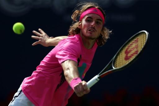 Stefanos Tsitsipas became the first player since 2014 to beat four top 10 players in a Masters 1000 event