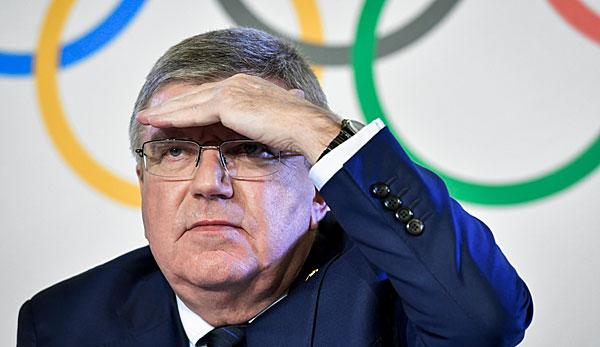 Olympia: IOC-Präsident Bach plant offenbar Nordkorea-Besuch