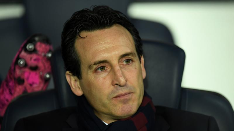 PSG deny talks with potential Emery successors