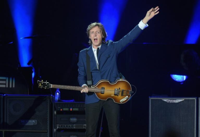 Paul McCartney: 'I just did stuff I fancied doing. I had no idea this would end up as an album'