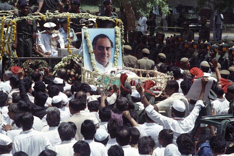 Rajiv Gandhi 75th Birth Anniversary: PM Modi and Rahul Pay Tributes to Ex-Prime Minister