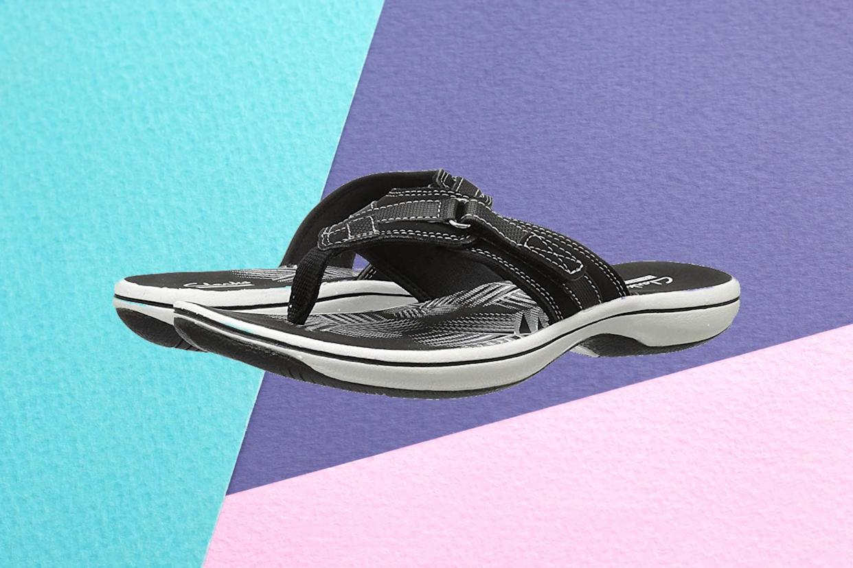 Step to it! Shoppers say this shoe is even comfier than being barefoot. (Photo: Zappos)