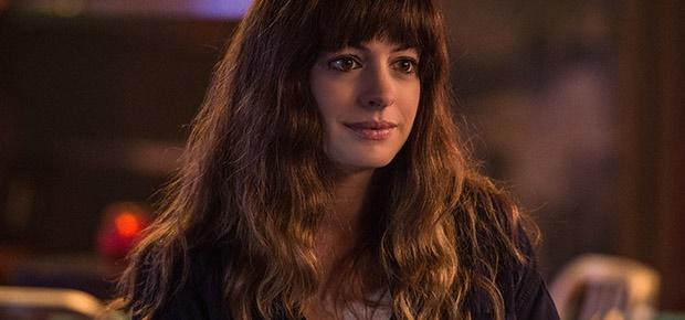 Anne Hathaway in a scene from the movie Colossal.