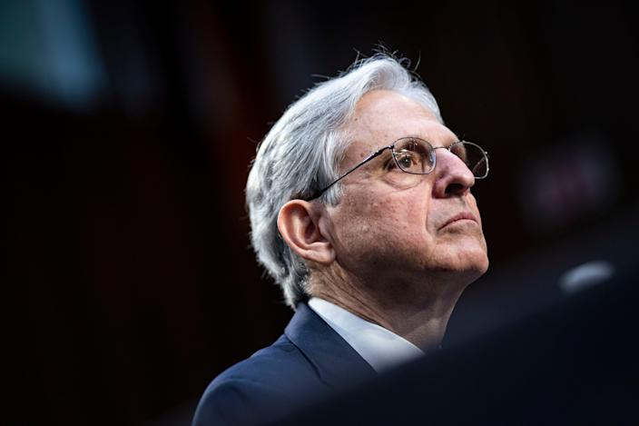 Joe Biden's nominee for attorney general, Merrick Garland, is likely to garner yes votes from several GOP senators (Getty Images)