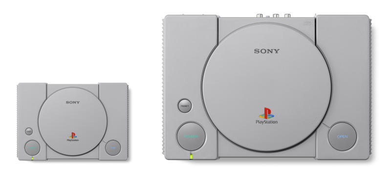 The PlayStation Classic's Full List of Games Could Make it 2018's Must-Have Holiday Gift