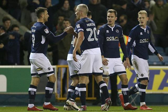 Millwall 1 Cardiff 1: Lee Gregory earns Lions a point as Tim Cahill makes Den return