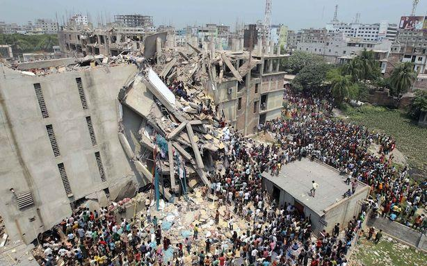 Death Toll at the Bangladesh Garment Factory Collapse Is Much Higher Than We Thought