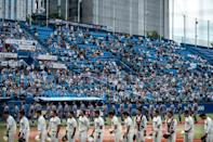 University baseball attracts big crowds in Japan