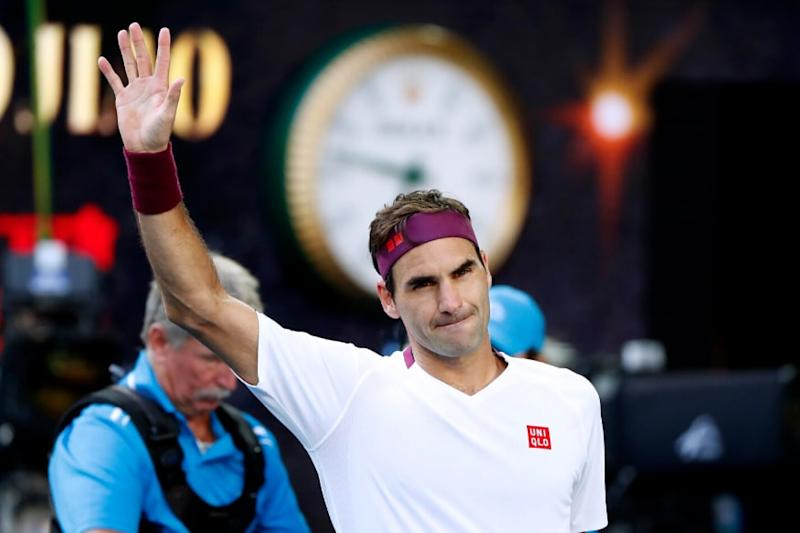 Good for Tennis it Can Compete with Others Sports Financially: Roger Federer