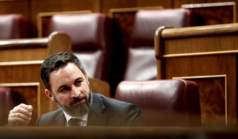 Santiago Abascal (Photo: GTRES)