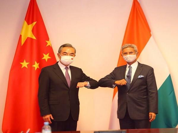 External Affairs Minister (EAM) S Jaishankar on Wednesday concluded the one-hour bilateral meeting with his Chinese counterpart Wang Yi.