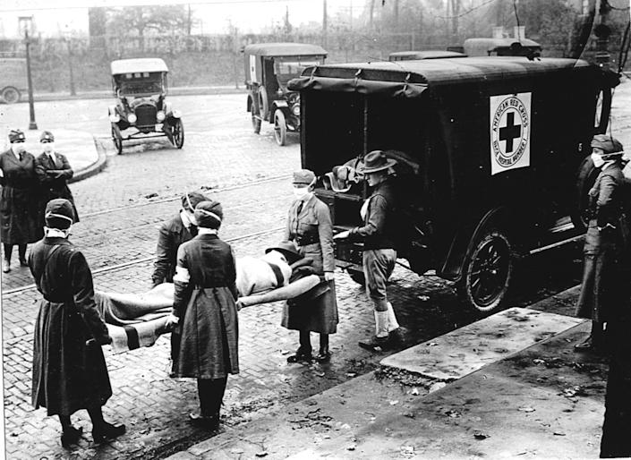 Red Cross St. Luis
