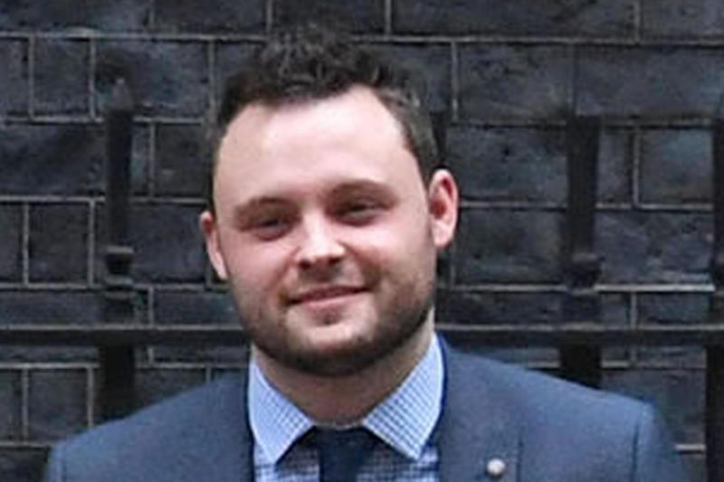 Ben Bradley: The Tory MP has apologised to Jeremy Corbyn: PA