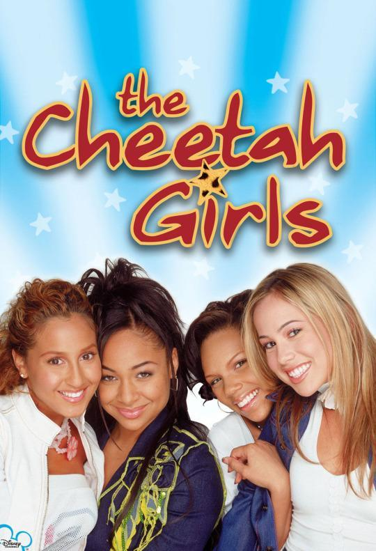 """<p>No, this is not a sequel to <i>The Island of Dr. Moreau</i> concerning human-animal hybrid abominations; in this case """"cheetah"""" is proverbial. Raven-Symone stars as one quarter of a girl group bent on world domination. It's <i>The View</i> with way more autotune.<br><br><i>(Credit: Disney Channel)</i> </p>"""
