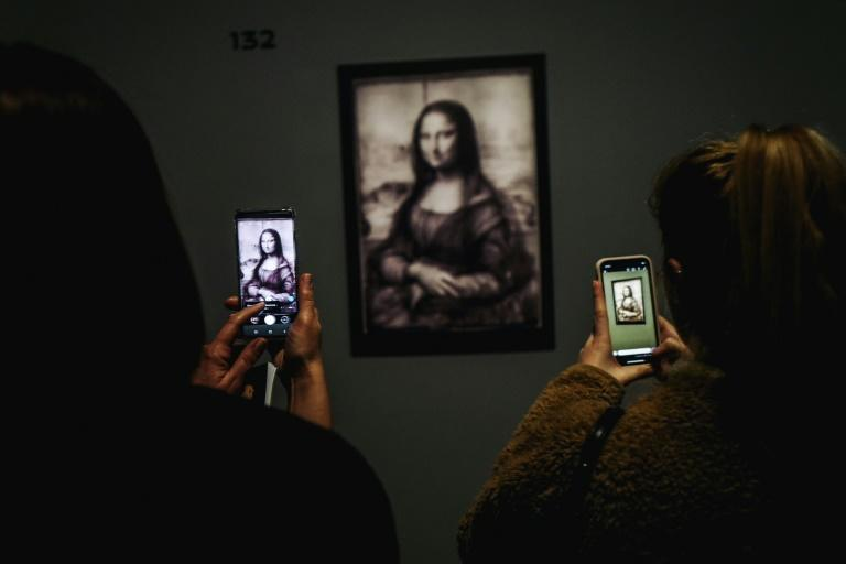 The Louvre holds the 'Mona Lisa', the most famous of the Tuscan's paintings