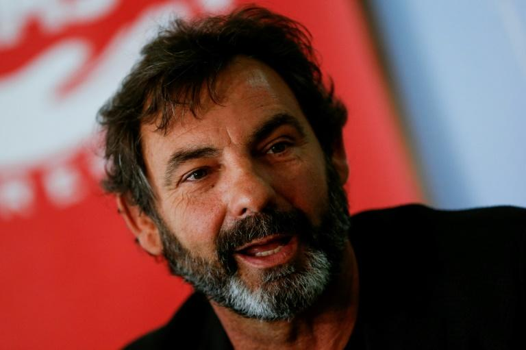 Proactiva Open Arms' founder Oscar Camps: 'We won the appeal' (AFP Photo/PAU BARRENA)