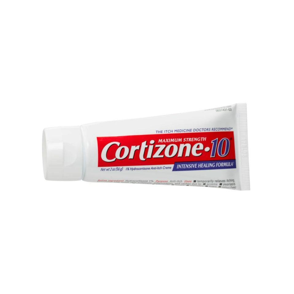 """If you have a little cyst forming, you can put on over-the-counter cortisone creams, which can help to decrease the inflammation,"" Henry says. The gentle formulation of Cortizone 10 Intensive Healing Anti-Itch Crème also contains seven moisturizing ingredients such as jojoba oil and aloe vera, and lasts for up to 24 hours. But, Henry is quick to note: Hidradenitis suppurativa scarring is unfortunately almost inevitable and requires prescription medication and prompt treatment as it waxes and wanes. $5, Target. <a href=""https://www.target.com/p/cortizone-10-intensive-healing-anti-itch-cr-me/-/A-80393555?preselect=11146925#lnk=sametab"" rel=""nofollow noopener"" target=""_blank"" data-ylk=""slk:Get it now!"" class=""link rapid-noclick-resp"">Get it now!</a>"