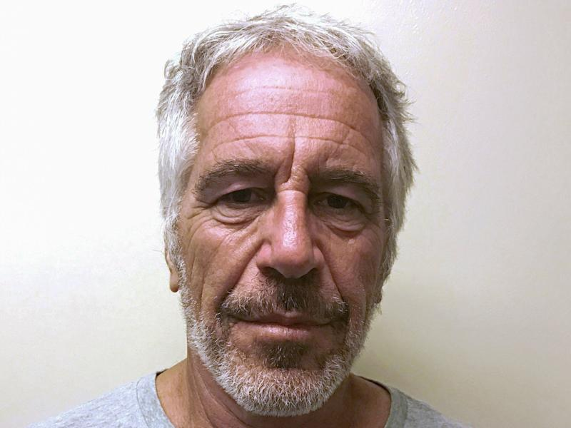 FILE PHOTO: U.S. financier Jeffrey Epstein appears in a photograph taken for the New York State Division of Criminal Justice Services' sex offender registry March 28, 2017 and obtained by Reuters July 10, 2019. New York State Division of Criminal Justice Services/Handout/File Photo via REUTERS