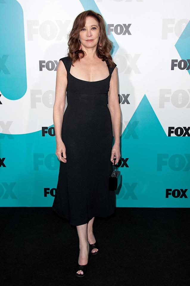 "Wendy Makkena (""The Mob Doctor"") attends the Fox 2012 Upfronts Post-Show Party on May 14, 2012 in New York City."