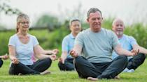 "<p>Retirement means you have more time to hit the gym now that you're no longer nailed to a desk. Chains like Gold's Gym and LA Fitness offer discounted gym memberships for seniors, though the prices might vary by location. Local gyms might offer steeper discounts than the national chains.</p> <p>Also, be on the lookout for yoga and other physical fitness classes in parks or other public areas. As a senior, you might be eligible for additional discounts on classes as well.</p> <p><em><strong>Alternatively: <a href=""https://www.gobankingrates.com/saving-money/health/best-fitness-apps/?utm_campaign=1020152&utm_source=yahoo.com&utm_content=18"" rel=""nofollow noopener"" target=""_blank"" data-ylk=""slk:The 10 Best Fitness Apps To Replace Your Gym Membership"" class=""link rapid-noclick-resp"">The 10 Best Fitness Apps To Replace Your Gym Membership</a></strong></em></p>"