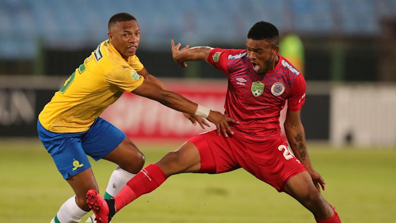 Nedbank Cup: Mamelodi Sundowns to face Highlands Park in the quarter-finals