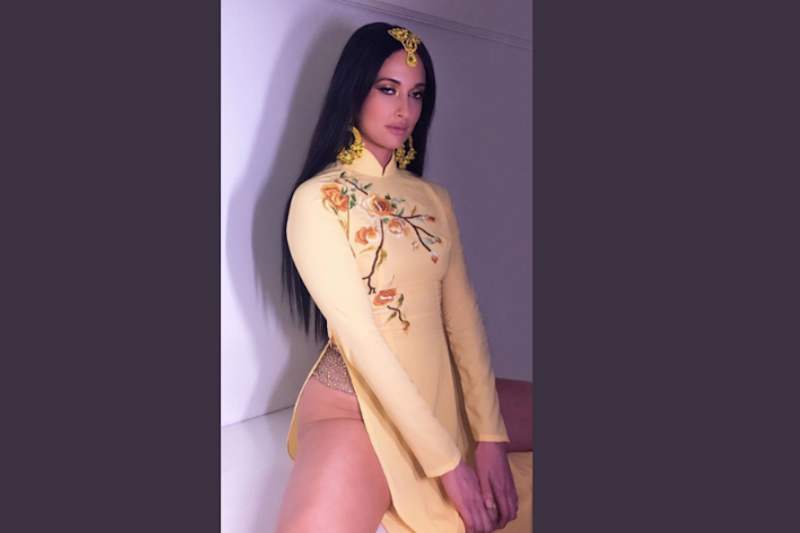 Singer Kacey Musgraves Criticised for Cultural Appropriation After Donning Vietnamese Dress
