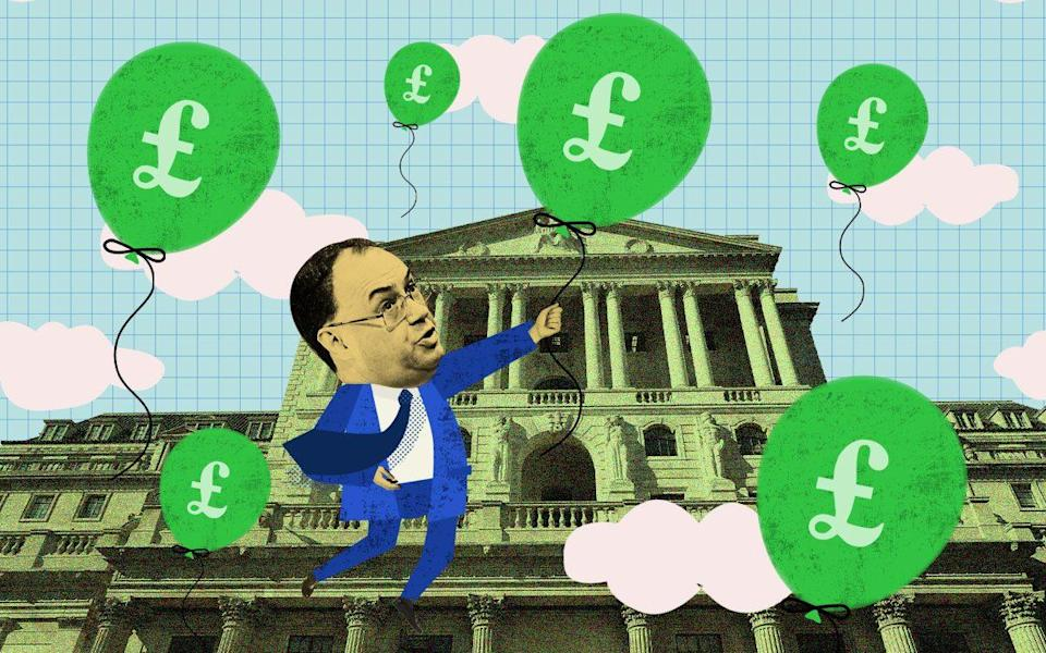 Andrew Bailey and inflation