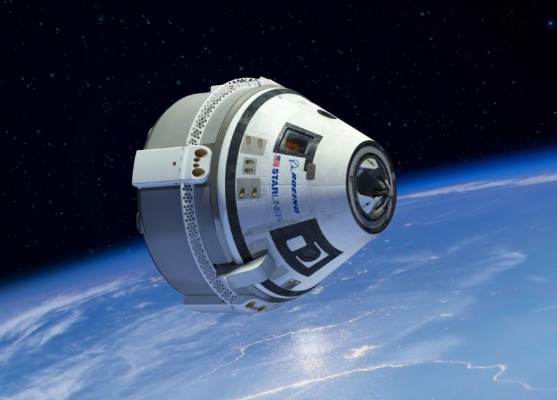 Boeing Hits Snag During Latest Test Of Its Starliner Spacecraft For Astronauts