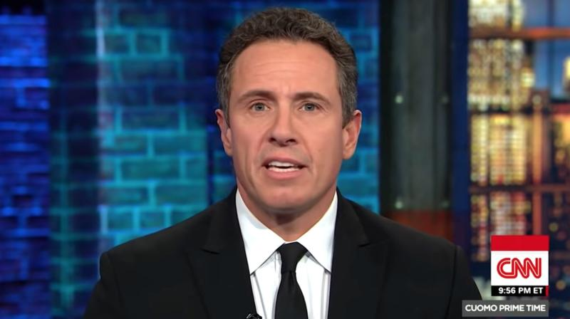 Chris Cuomo Gets Slammed For Saying Police Gassing Migrant Caravan Were Doing 'Duty'