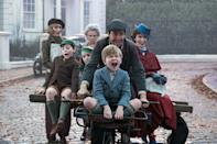 """<p>Disney is one of the few studios where sequels are just as good—if not better—than the original. Case in point: <em>Mary Poppins Returns,</em> an excellent follow-up to the OG Julie Andrews tale that stars Emily Blunt and features music by Lin-Manuel Miranda. </p> <p><a href=""""https://cna.st/affiliate-link/K3zshu2hq46wKdxpNqoPUvxDeMmHH8NvicxcZJKetT4q4N1if49AtW6MsDetLrbsSLB65hPBdQSL4KRMJc8nwwNS4EAsvK1R8oV6PAD4n21fAMtZYWGhJKUW6hET5acycyd?cid=60621de4fa3752ce51c900f2"""" rel=""""nofollow noopener"""" target=""""_blank"""" data-ylk=""""slk:Available to stream on Disney+"""" class=""""link rapid-noclick-resp""""><em>Available to stream on Disney+</em></a></p>"""