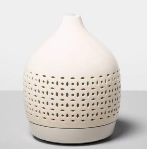 """This diffuser has up to eight hours of vapor and an auto shut-off feature. It has a 3.9-star rating and more than 50 reviews. <a href=""""https://goto.target.com/Bjzby"""" target=""""_blank"""" rel=""""noopener noreferrer"""">Find it for $30 at Target</a>."""