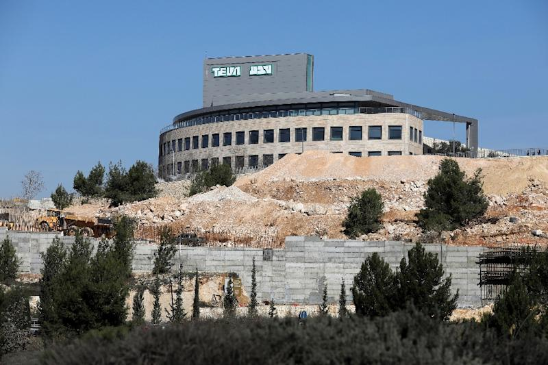 Pharmaceutical giant Teva has been fined $22 million by Israel's justice ministry for bribing foreign officials