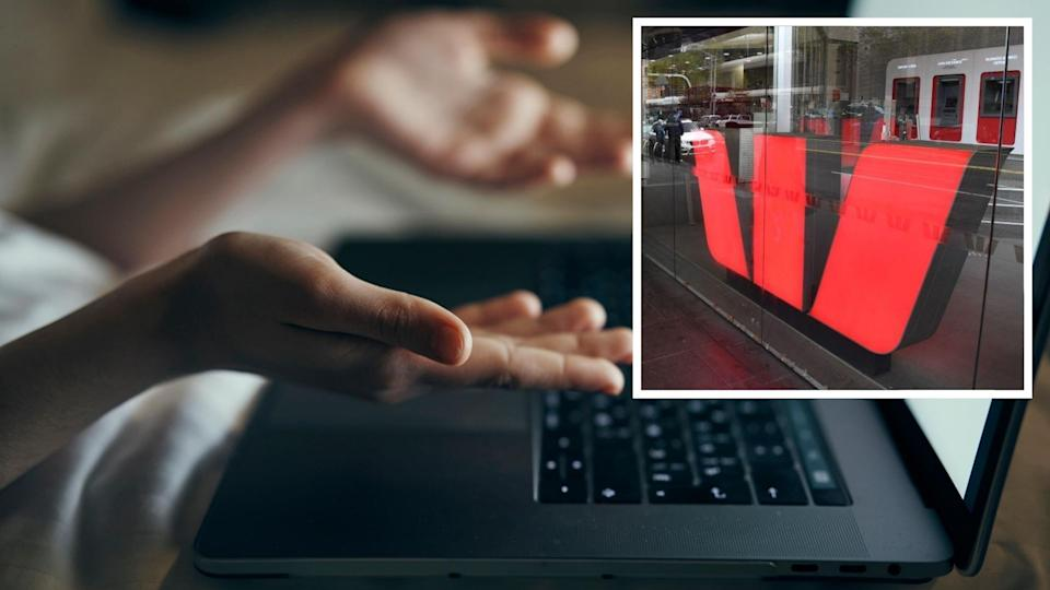 Westpac has issued a warning as Aussies face a spike in scams. Images: Getty