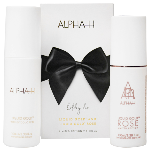 20% off Alpha-H Liquid Gold Holiday Duo from Adore Beauty.