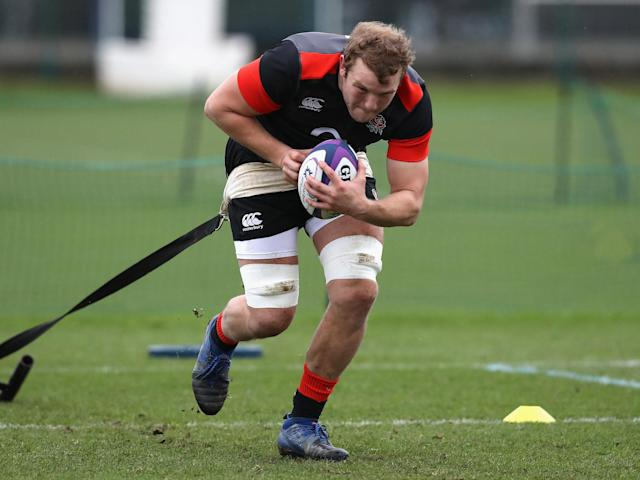 Six Nations 2018: Joe Launchbury ready to pass on to the next generation as he approaches his half-century